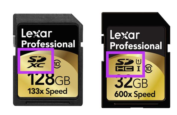 デジタルカメラ用メモリーカードの選び方